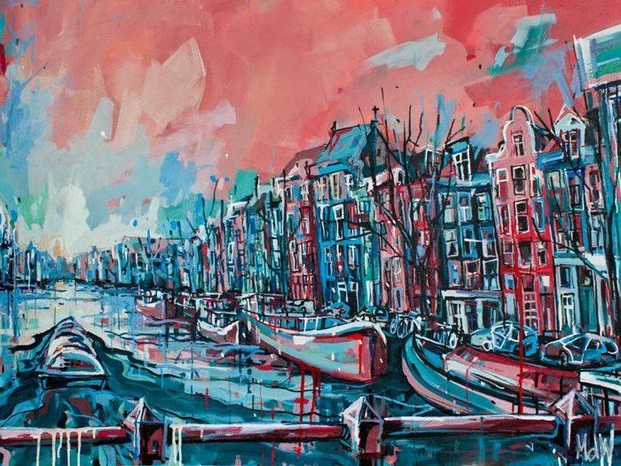oudeschans-schilderij-amsterdam
